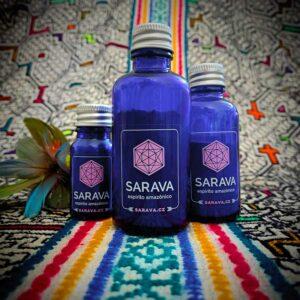Sarava Rapé Nukini Glass